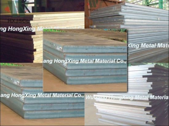 Hot- Rolled S235j0 Carbon Steel Plate pictures & photos
