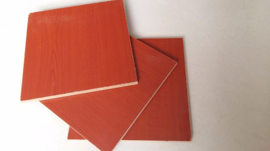 Factory-White Color Melamine MDF in 15mm and 18mm pictures & photos