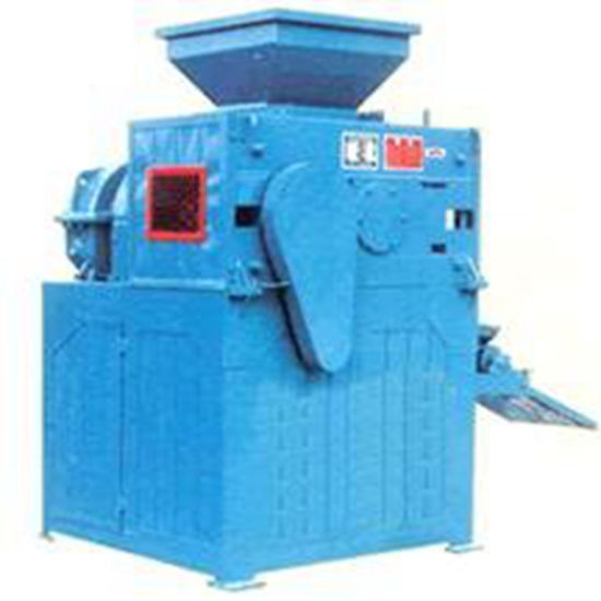 High Strength Iron Ore Fines Briquette Machine pictures & photos