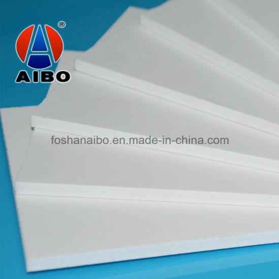 Smooth PVC Free Foam Board Sign Board