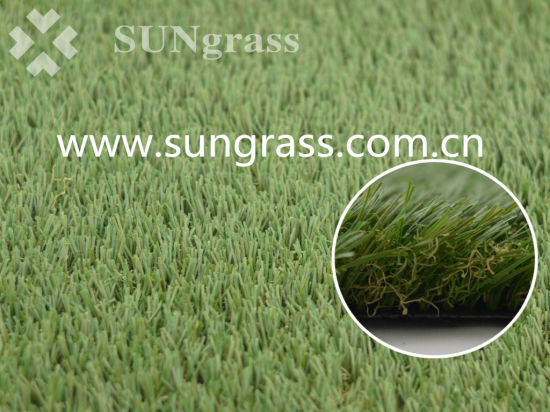 35mm Synthetic Turf for Garden or Landscape (SUNQ-AL00096) pictures & photos