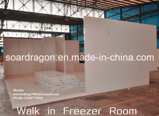 Cold Storage Room for Logitics Warehouse