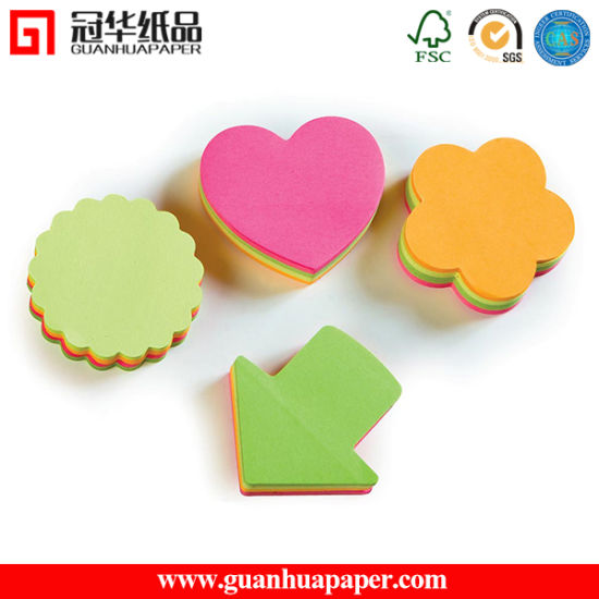 loose leaf feature and memo pads style funny sticky note