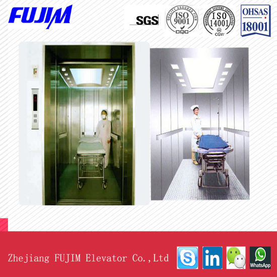 Scientific Design Hospital Bed Elevator with SGS Certificate From China pictures & photos