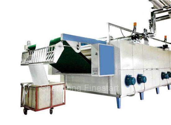 Textile Finishing Machinery / Drying Machinery / Textile Dryer/ Textile Loose Dryer / Textile Relax Dryer Finishing Machine