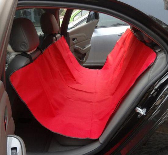 Amazon Hot Selling Black Non Slip Waterproof Pet Dog Cat Car Seat Cover