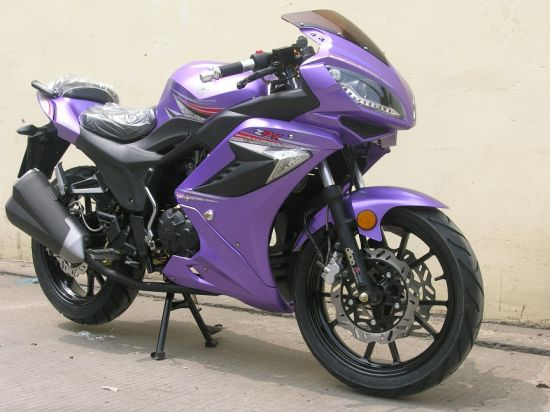 Racing Motorbikes Sporting Motorcycles 150cc 250cc (HD150P-7) pictures & photos
