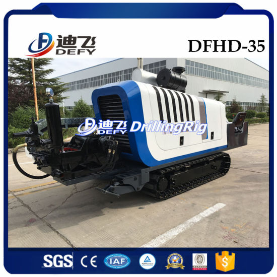 35t Pipeline Laying Used Horizontal Directional Drilling, HDD Machine