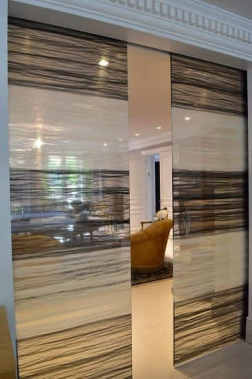 Extreme Thick Lamination Glass Wire Glass For Decoration