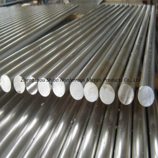 99.95% Molybdenum Rod, High Purity Manufacture Tzm Rod pictures & photos