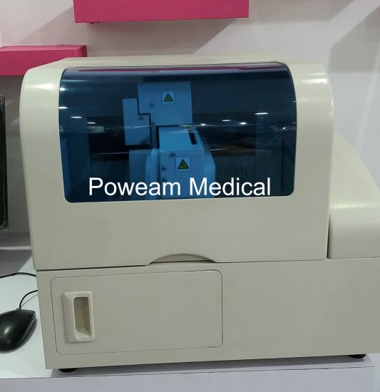 Ce Approved Clinic Automatic Biochemistry Analyzer (A6) pictures & photos