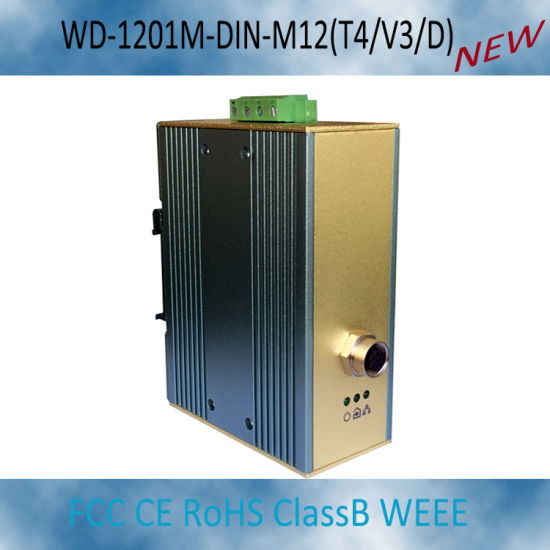 PLC2ETH Data Transmission System for Mobile Consumers industry use