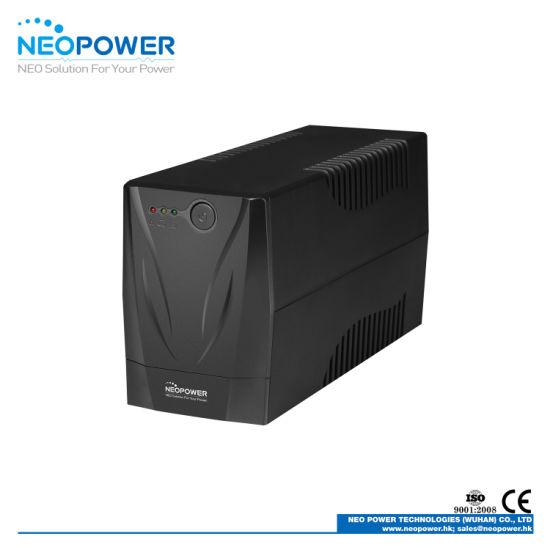 China 800va Internal Battery Power Protection Backup UPS