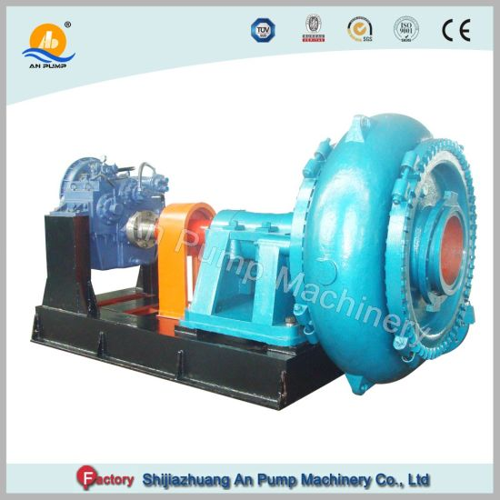 High Efficiency Gravel Dredging Mud Sand Pump pictures & photos