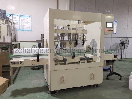 Disinfectant Thimerosal Liquid Bottle Filling Machine