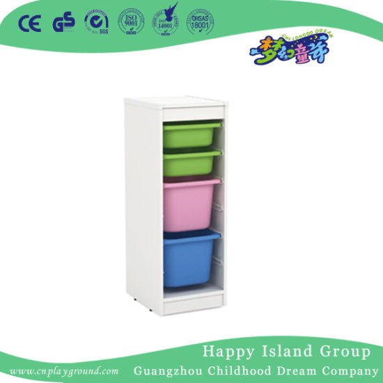 School White Wooden Kids Toys Storage Cabinet Hg 5501 Pictures Photos