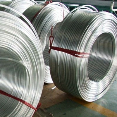Aluminium Coil Pipe for Heat Exchanger & China Aluminium Coil Pipe for Heat Exchanger - China Aluminium Coil ...