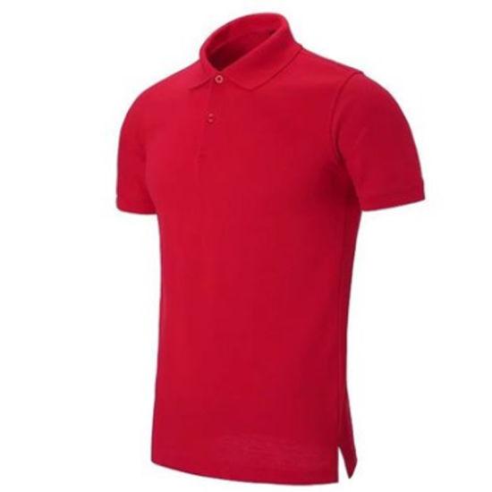 Fitness Wear Muscle Slim Raglan Sleeve Men Polo Shirt