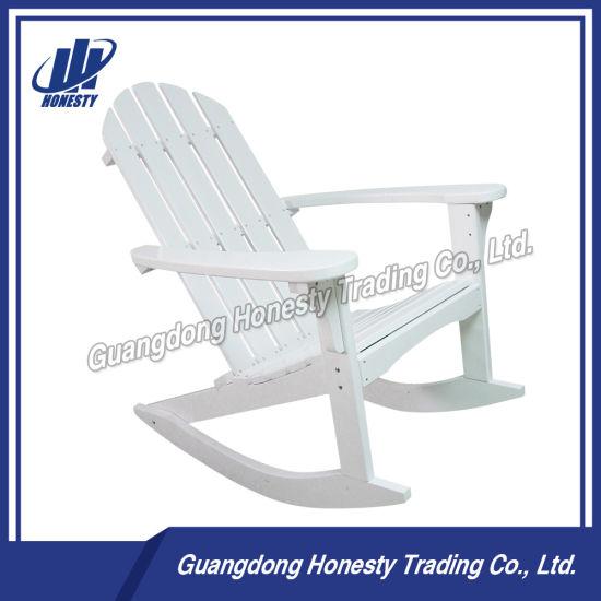 China 33 18 White Adirondack Rocking Chair China Wood Rocking