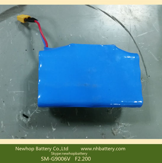 18650 10s2p 158wh Li Ion Samsung Lithium Hoverboard Battery 36V 4.4ah pictures & photos
