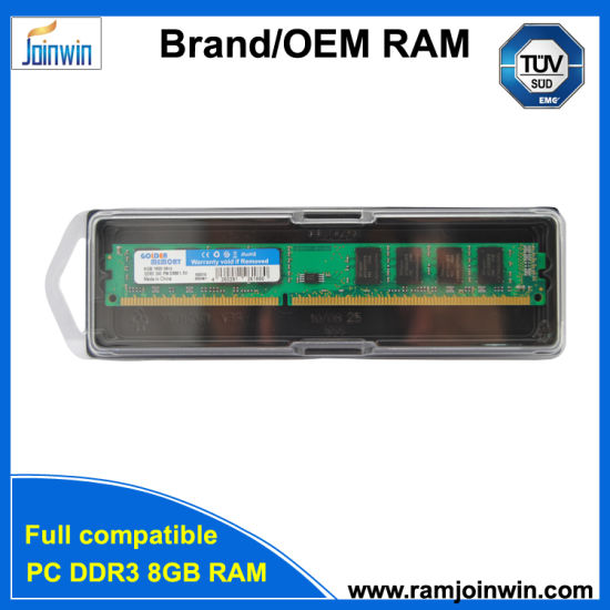 China Wholesale 16chips RAM DDR3 8GB for Desktop pictures & photos