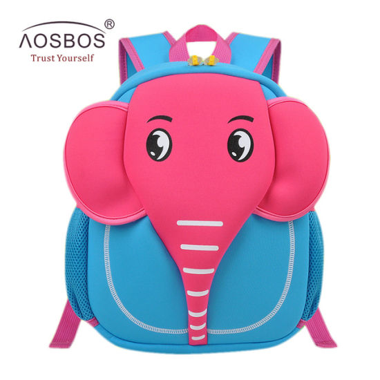 e4d4a188d064 Kids School Bag Ultralight Waterproof Children Backpack Cartoon Animal  Kindergarten Bags Shoulder Bag for Baby Girl Boy