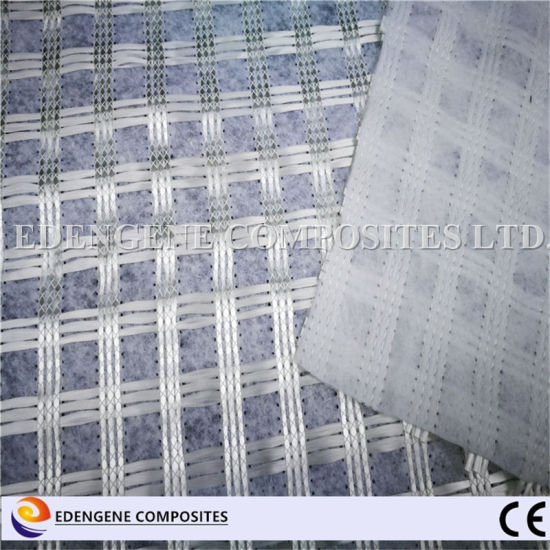 China Glass Fiber Reinforced Asphalt Geogrid for Pavement/Road Anti ...