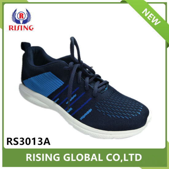 af5aa181f7e4 China Good Selling Athletic Knitting Men Sport Shoes Sneakers ...