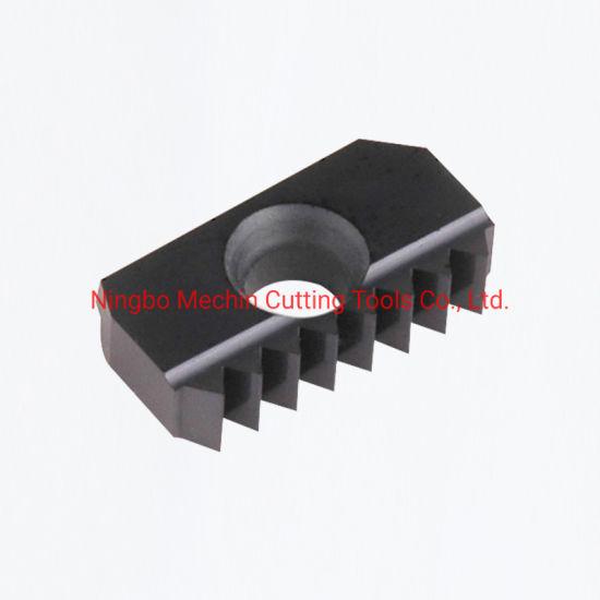 BSPT Thread Milling Insert/Solid Carbide Thread Insert