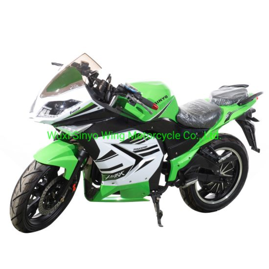 Good Quality Electric Racing Motorcycles Lithium Battery for South Africa