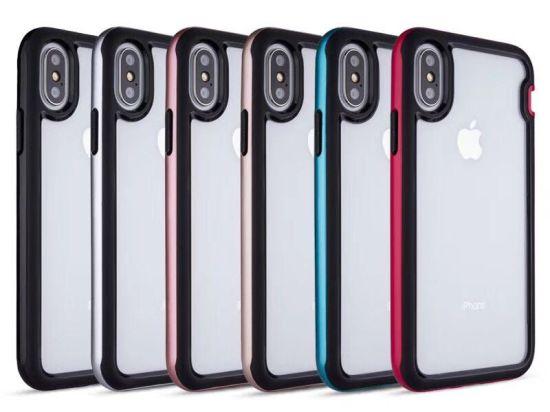 360 Auto Focus Soft TPU Case for iPhone X