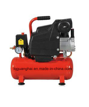 1hp Oil Lubricated Mini Air Compressor With 9 Liter Tank
