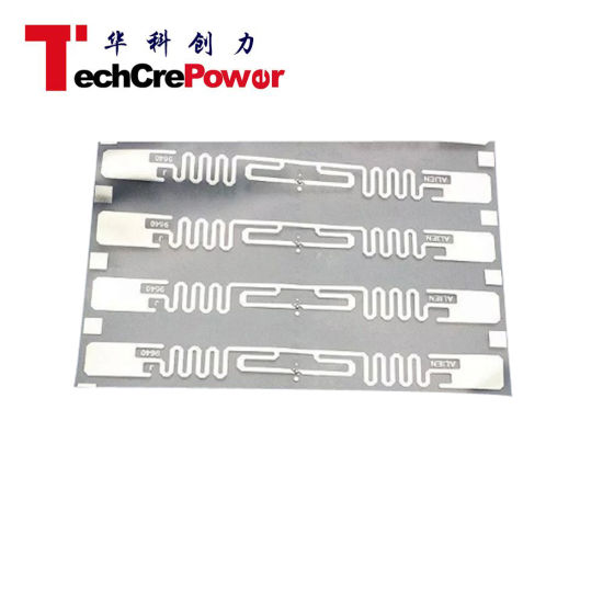 I. Code Slix Dry Inlay 4 13.56 MHz Hot Sale Dry RFID Inlay for Clothing Store Management pictures & photos