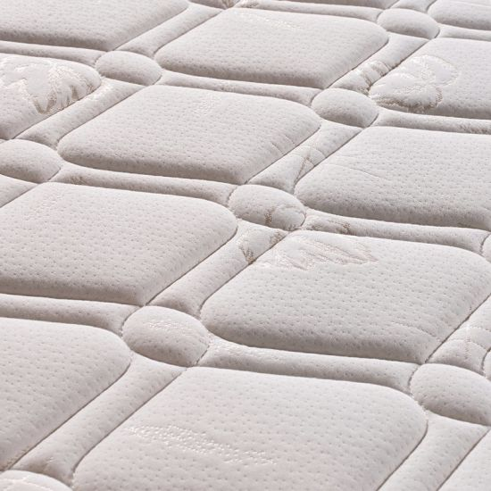 Compressed Spring Mattress with Natural Latex Furniture /Fb701 pictures & photos