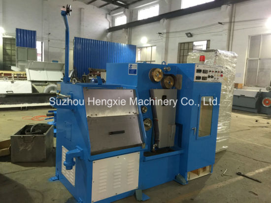 Continuous Annealing Machine for Copper Wire Drawing to Make Cable ...