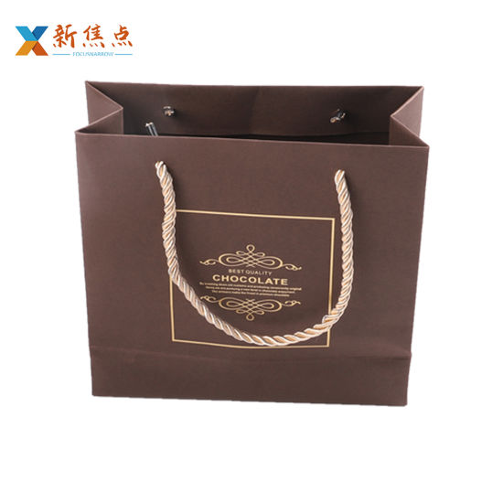 Wholesale Custom Gift Food Cosmetic Package Box with Paper Handbag