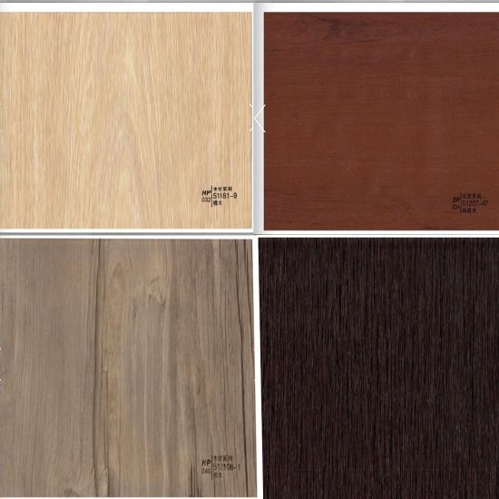 PVC Ceiling Panel Wooden Laminated Wall Panel PVC Sheet Building MaterialWall Panel250*7/8*5950