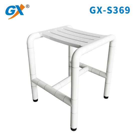 Non-Slip Medical ABS Bathroom Chair Safety Shower Chair for Elderly