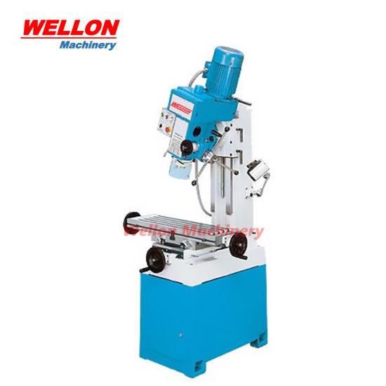 Ecnomic Drilling Milling Machine (Vertical MIlling Machine ZX50C ZX50CF)