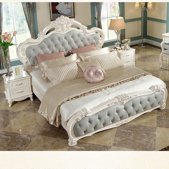 Double Bed French Style Bedroom, French Bedroom Furniture