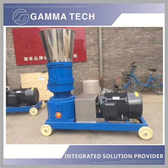 CE Approved Small Pellet Mill for Home Use