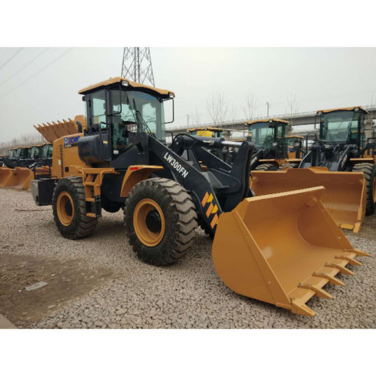 High Quality 5 Ton Front Wheel Loaders Zl50gn for Sale