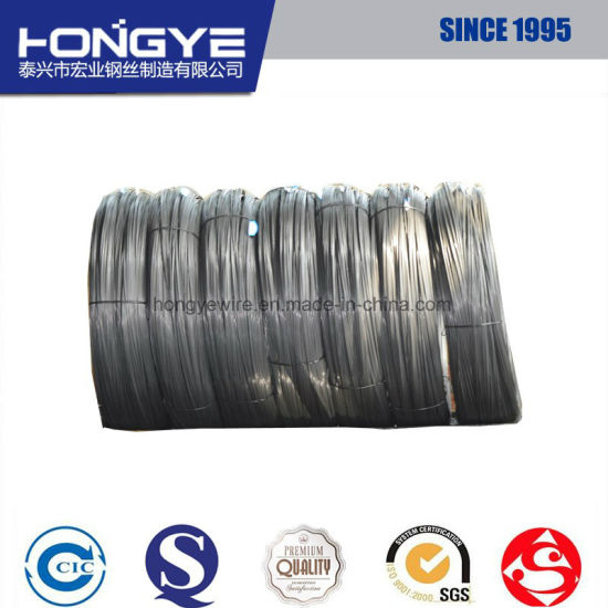 DIN17223 En10270 Rolls of Wire pictures & photos