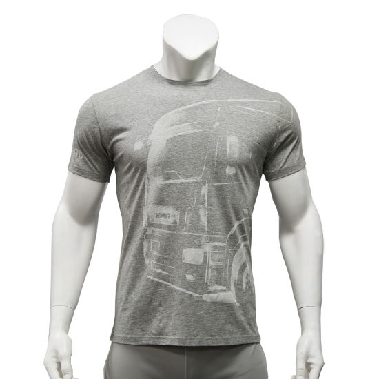9847a84d2 Fashion Men′s T Shirt Wholesales Short Sleeve Sport Wear Custom Tee Plain Printing  T
