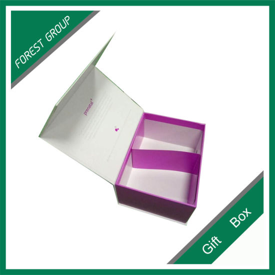 Book Shaped Magnetic Cardboard Gift Box