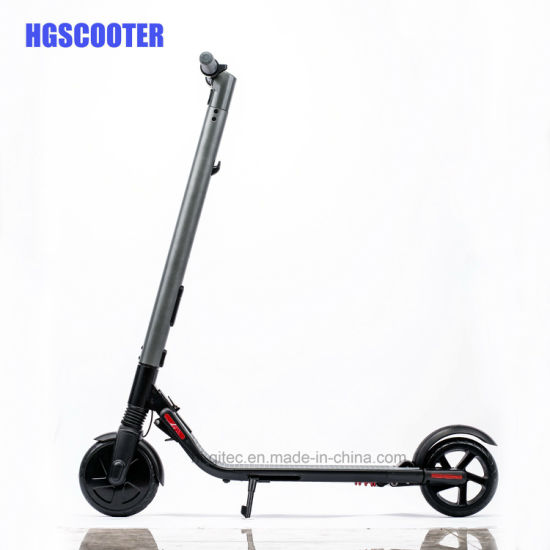 """Cheap 2019 350W Motor 8"""" Folded Electric Scooter with Extra Big Battery"""