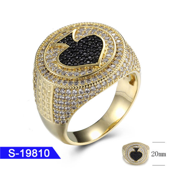 China Wholesale Sterling Silver Or Brass Fashion Jewelry 14k Gold