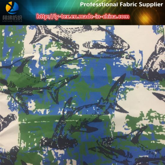 China shark printed on polyester stretch fabric for beach shorts shark printed on polyester stretch fabric for beach shorts yh21412142 gumiabroncs Gallery