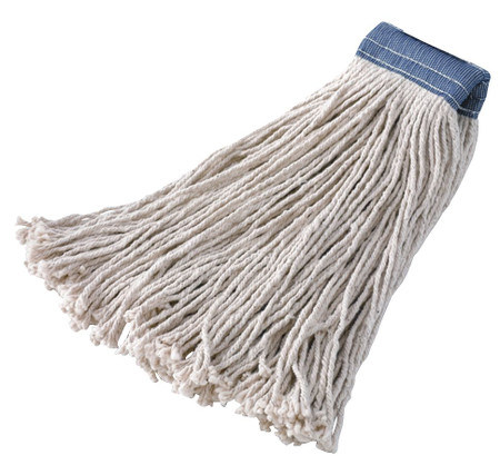 Heavy Duty 4 Ply Yarns Natural White Cotton Mop Head pictures & photos
