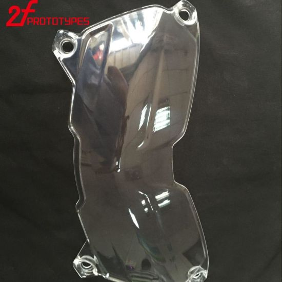 Factary Price Clear PMMA Acrylic CNC Machining Part From Your Design